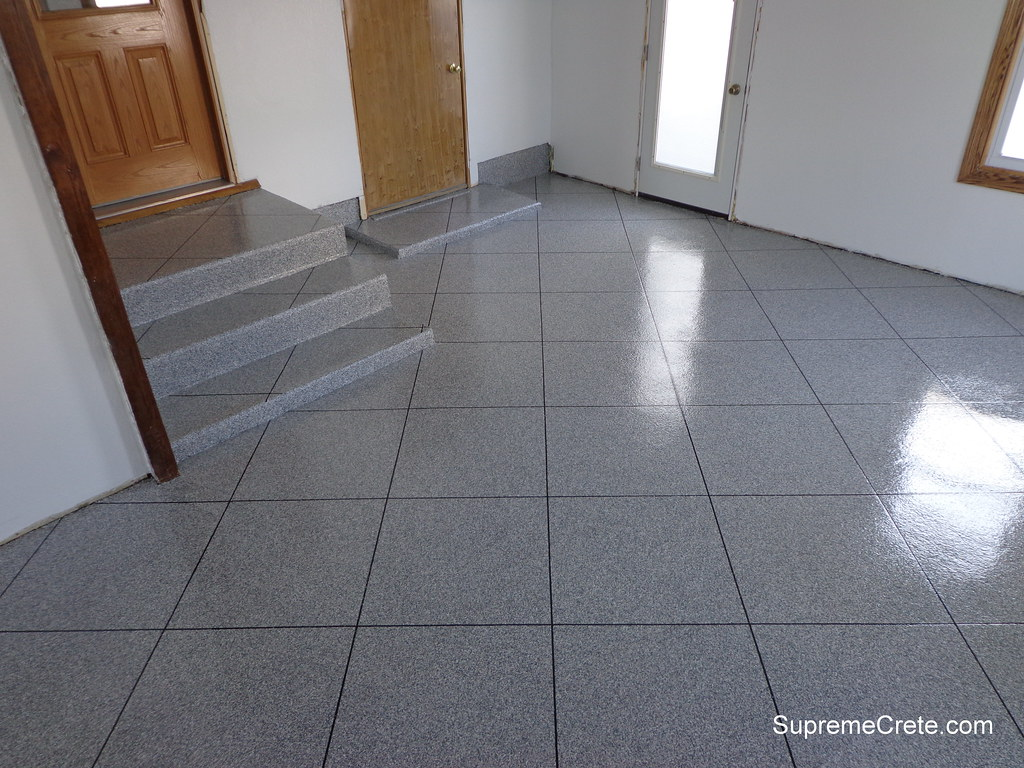 Epoxy Flooring Granite Tile New Haven Indiana Flickr