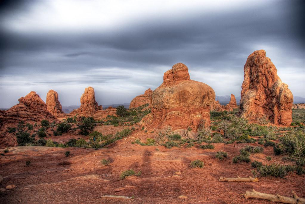 Garden Of Eden Arches National Park E X P L O R E 9 9 Flickr