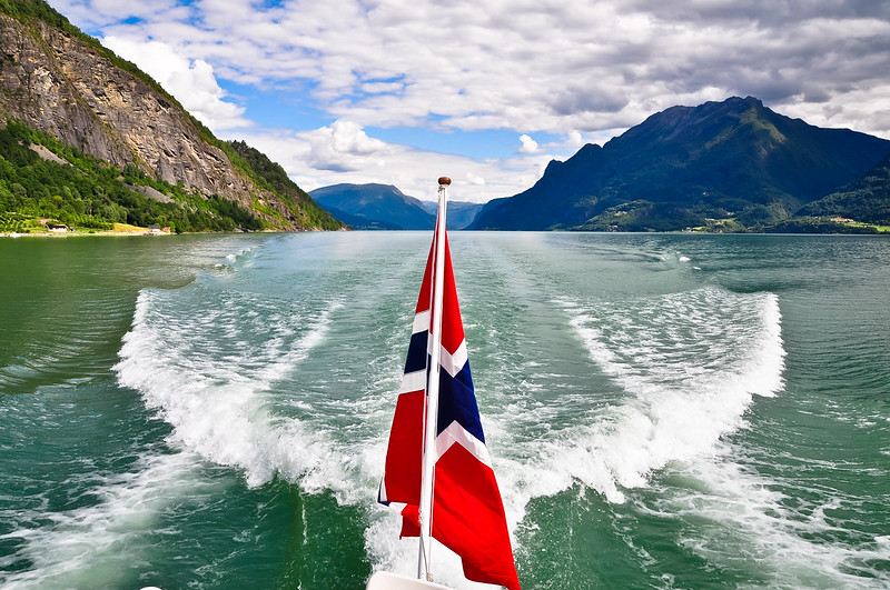 Fjords of Norways