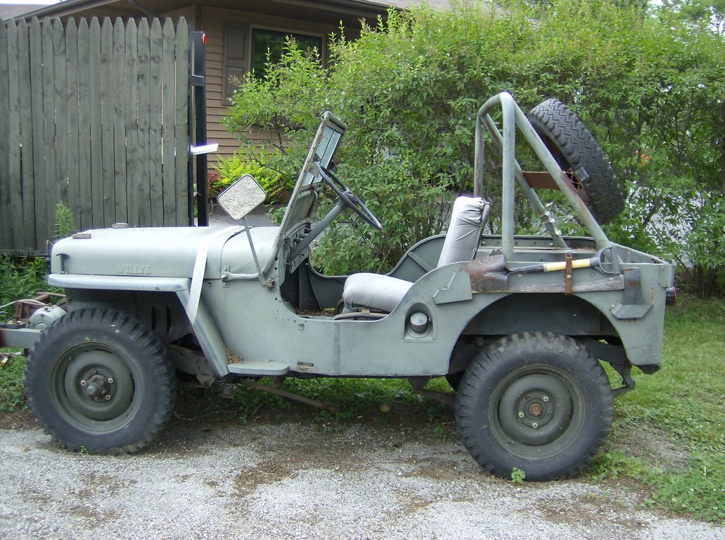 1946 Willys Jeep Cj2a 1946 Willys Jeep Cj2a Submitted By