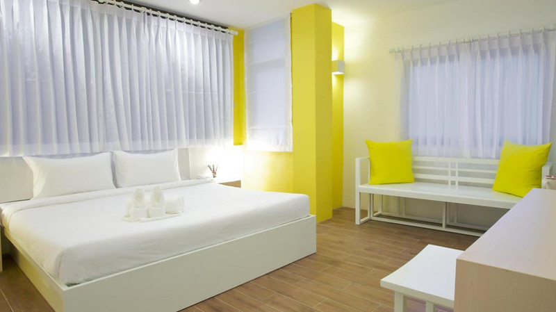 budacco hotel room