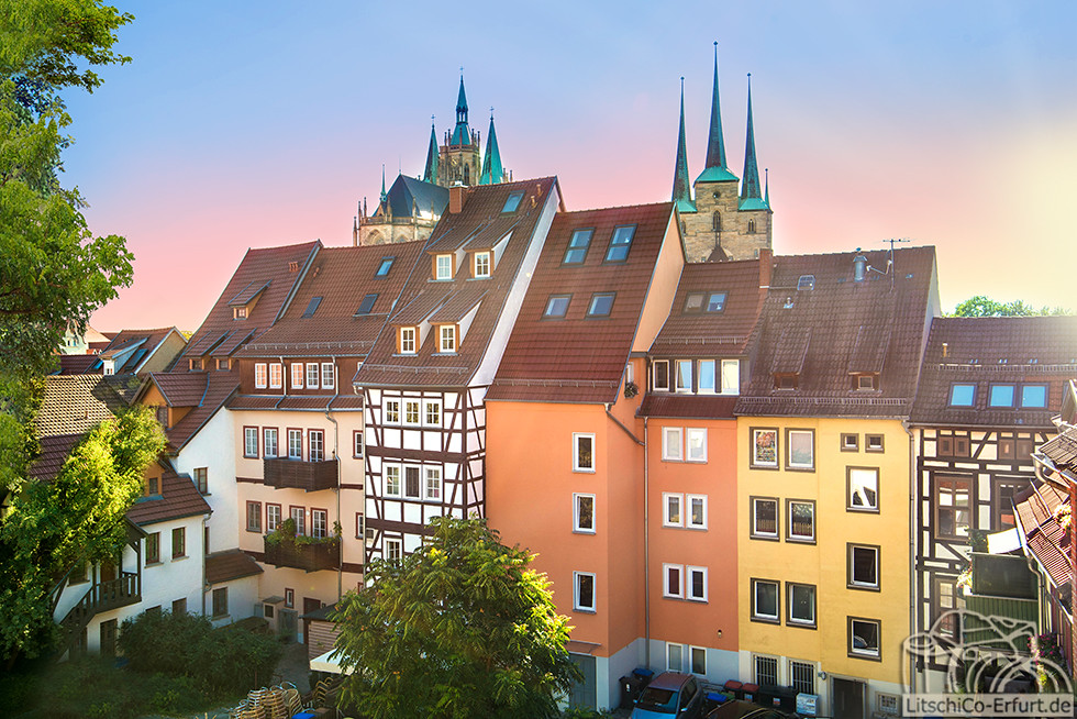Altstadt Domblick