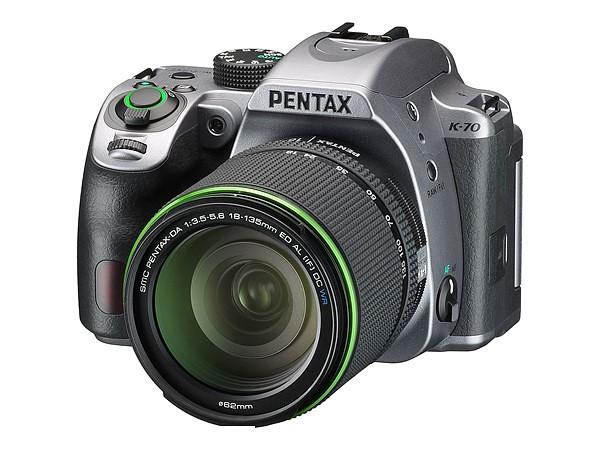 Pentax K-70 kèm ống kính