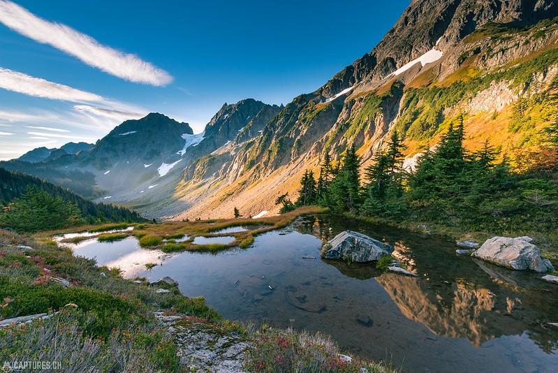 Sunrise - North Cascades National Park