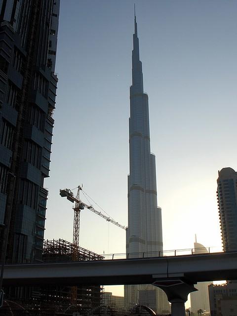 Burj Khalifa  tallest building in the world  Dubai  UAEUae Tallest Building In The World