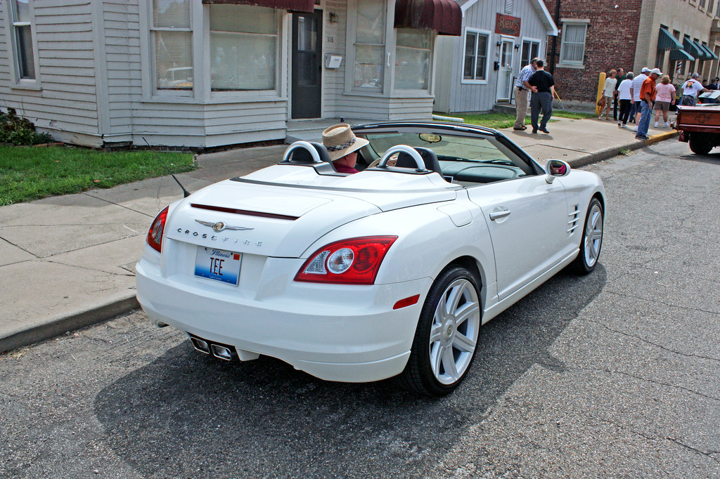 convertible specs l overview connection crossfire review chrysler and car the photos ratings prices