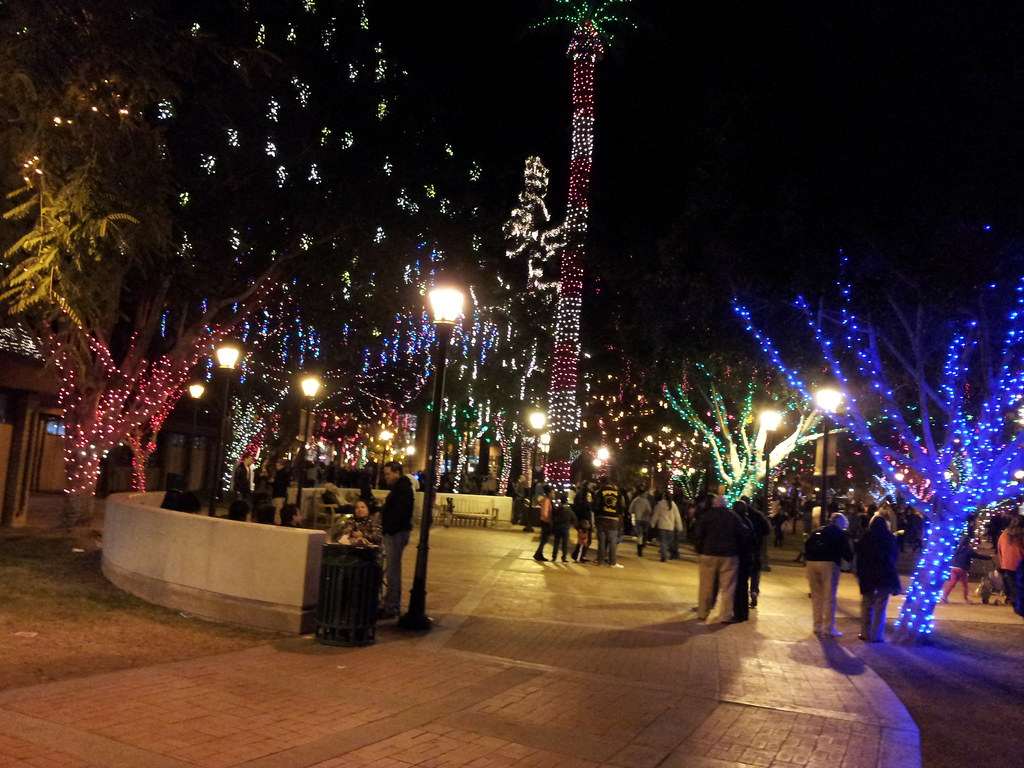glendale glitters christmas lights in the park   From the gl…   Flickr