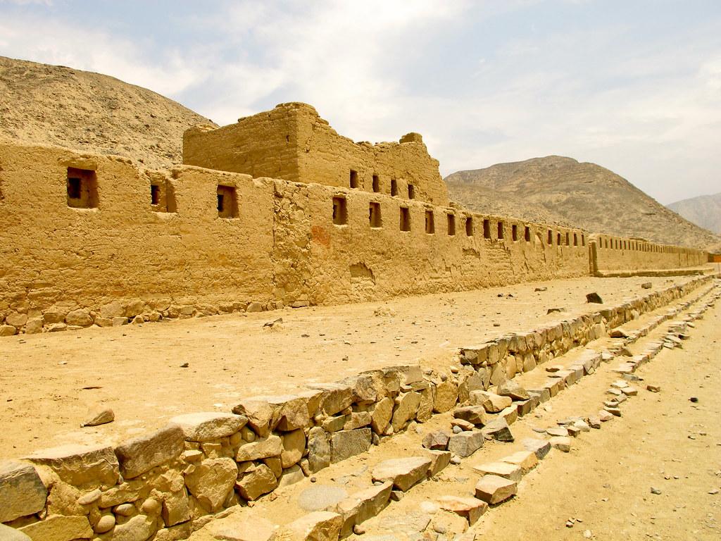 Tambo Colorado Inca Ruins Peru Motoperu Flickr