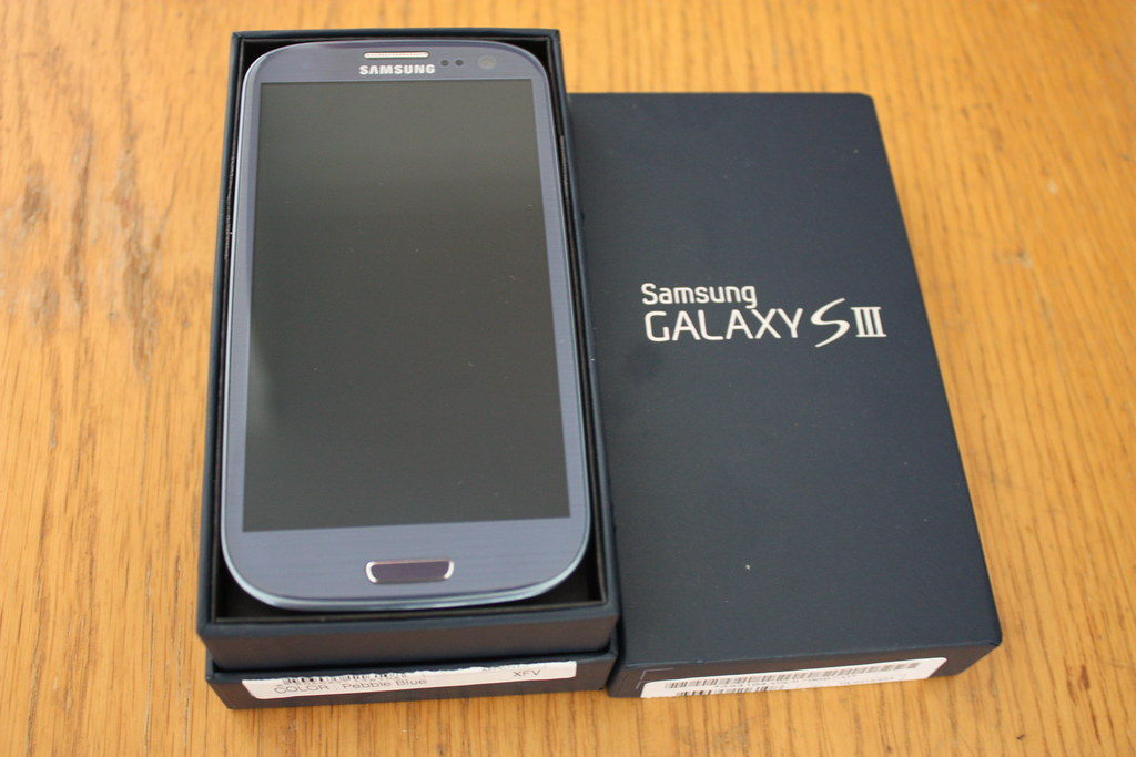 how to find taken photos on samsung s3 mobile