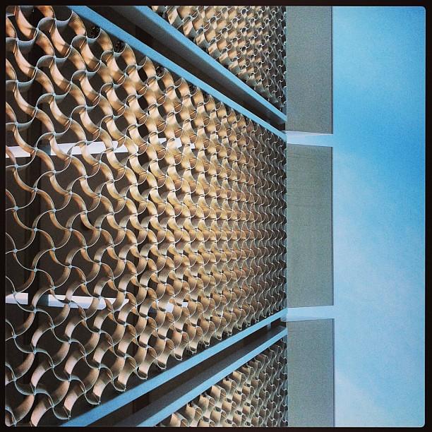 Modern Mashrabiya Shading Screen And Contemporary Ar