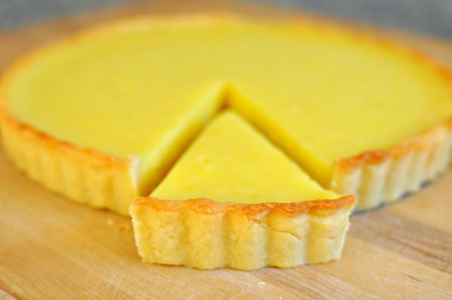 Meyer Lemon Curd Tart | Flickr - Photo Sharing!