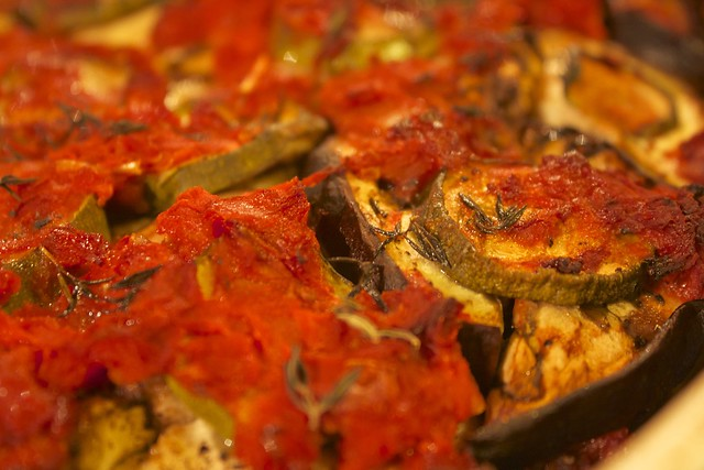 provencal vegetable tian | that's very red | By: leff | Flickr - Photo ...