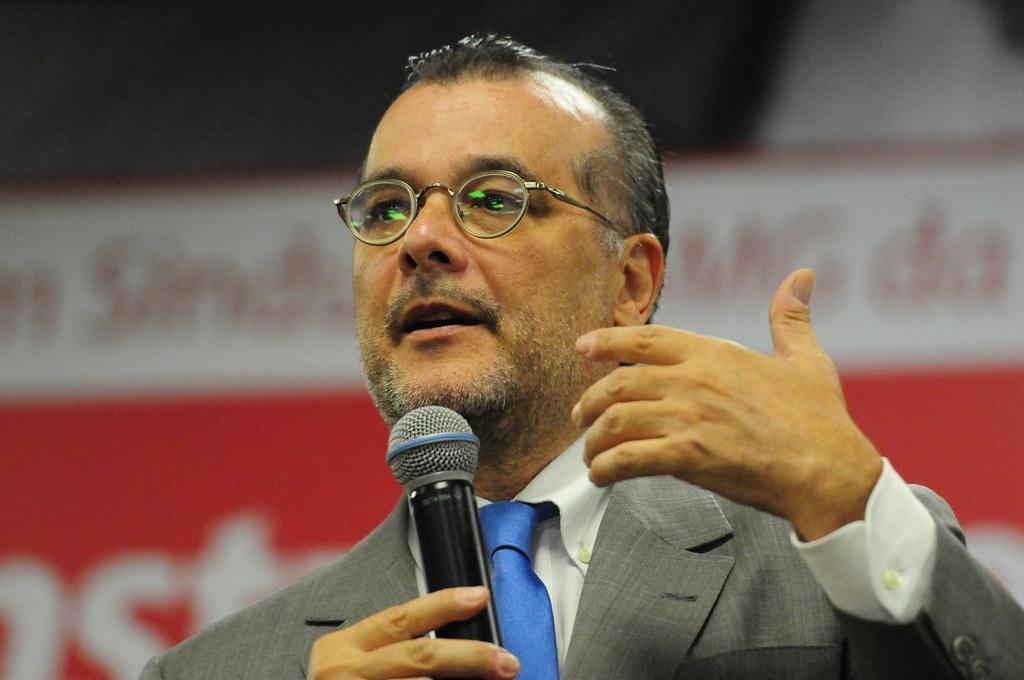 Gustavo Franco, ex-presidente do Banco Central (Gladyston Rodrigues/Sinduscon-MG)