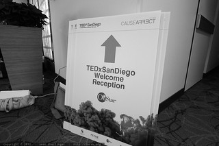 Rehearsal, Walkthrough, & Soundcheck - TEDxSanDiego 2012 | by sean dreilinger