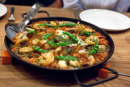 Seafood paella | by digiteyes