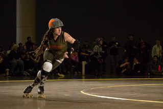 North Star Roller Girls - Rollergeddon: The Final Countdown | by kdrudy