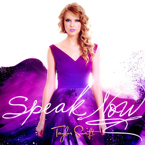 Speak Now | Fan-made album cover of Speak Now by Taylor ...