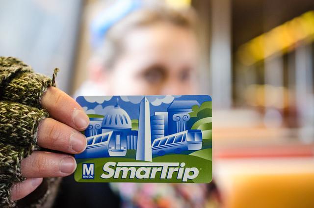Smartrip card <3