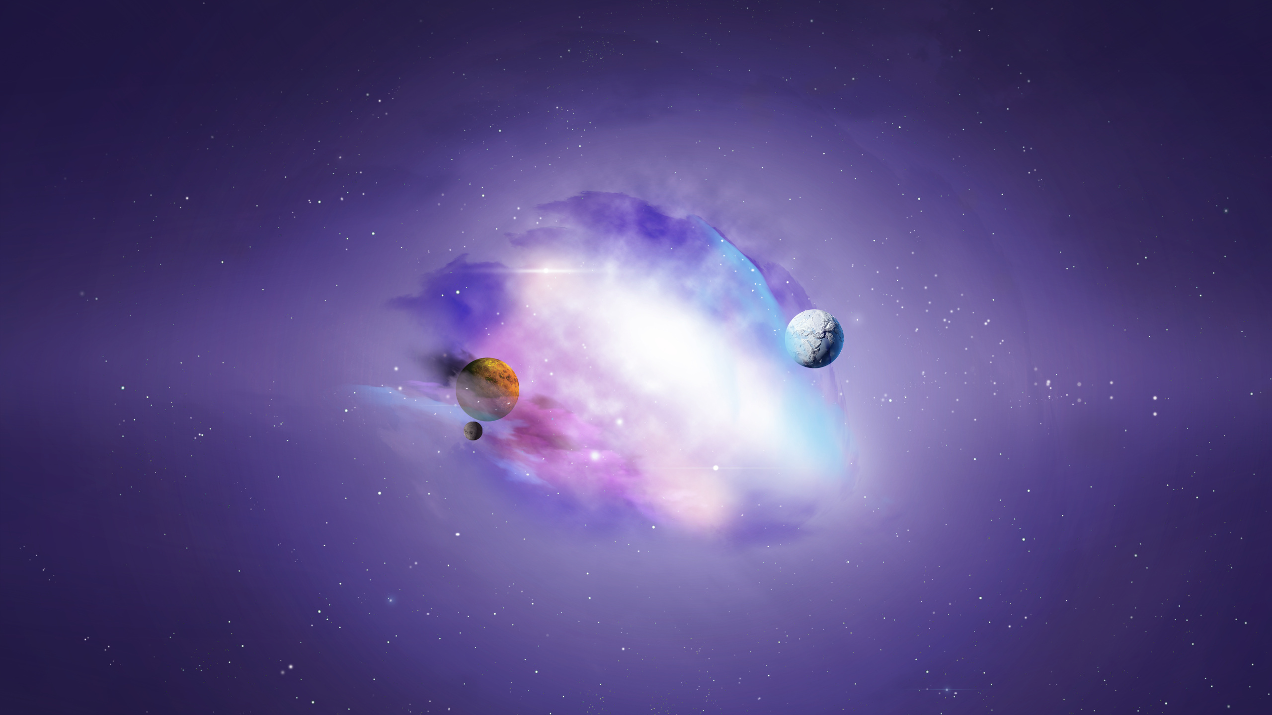 Обои галактика космос свет картинки на рабочий стол на тему Космос - скачать  № 1758641 без смс