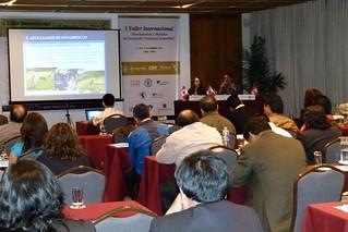 """1er. dia - I TALLER INTERNACIONAL """"Herramientas y Modelos de Desarrollo Territorial Sostenible"""" - LIMA PERU"""