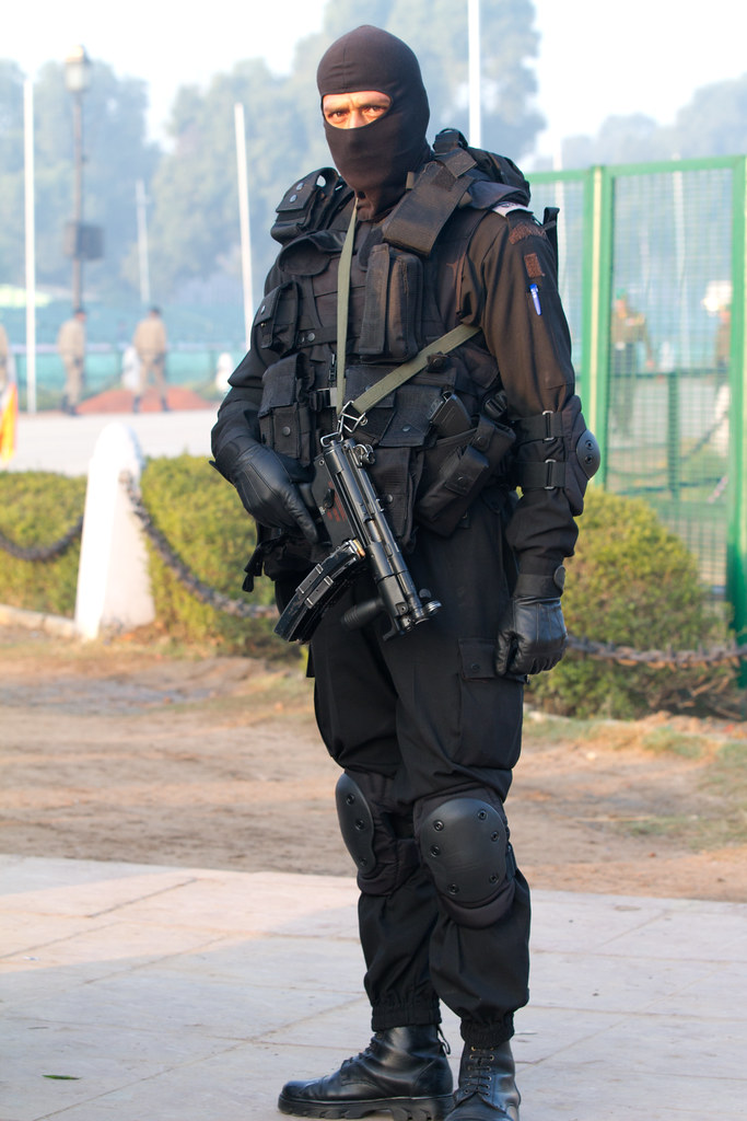 nsg commando member of indias elite nsg
