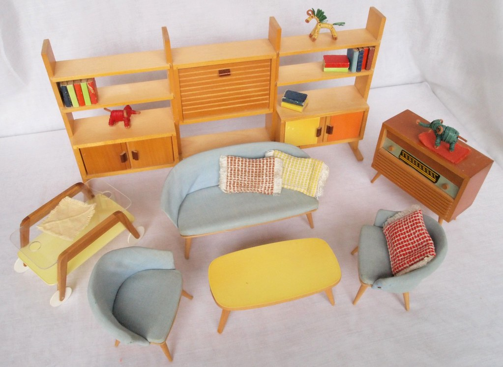 1960 hennig wohnzimmer for Wohnzimmer 1960