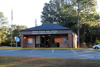 Magnolia Springs, AL post office | by PMCC Post Office Photos