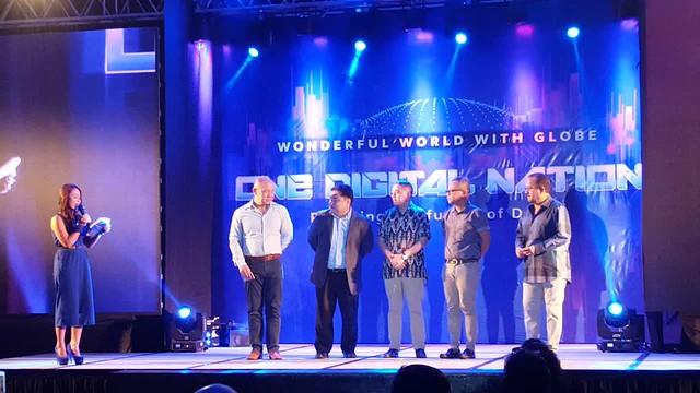 (Video) Davao Photos & Videos: Wonderful World With Globe as One Digital Nation Powering the Future of Davao - DavaoLife.com