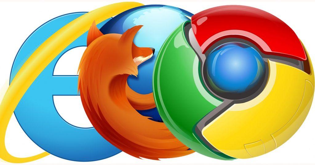 Ventajas e inconvenientes de los principales navegadores de Internet actuales