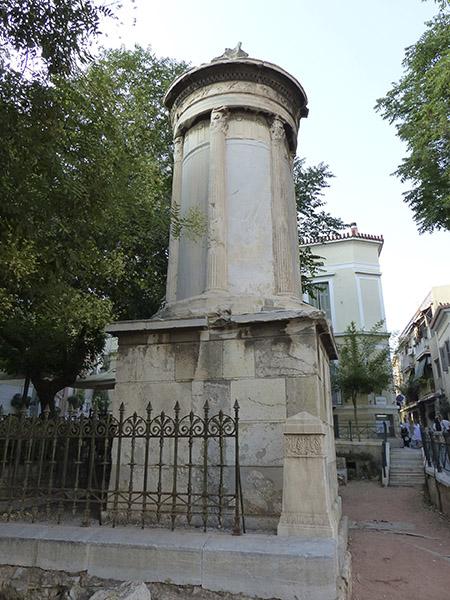 monument de Lisycrate