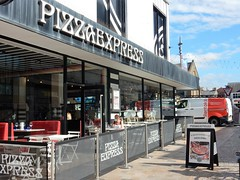 Pizza Rats I Dont Think Rentokil Were At Pizza Express Bu