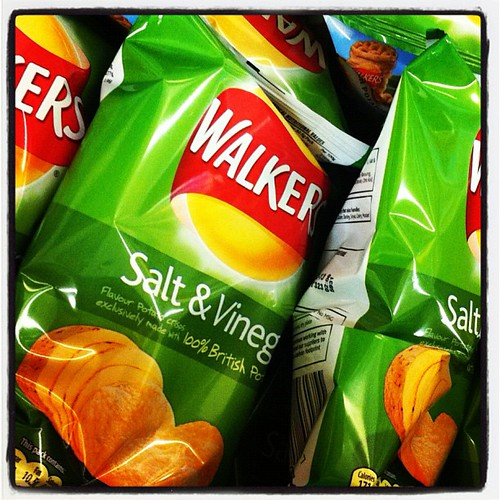 Salt and Vinegar | by James F Clay