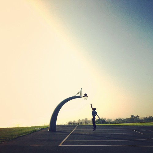 Hoop Dreams I | by Dirk Dallas