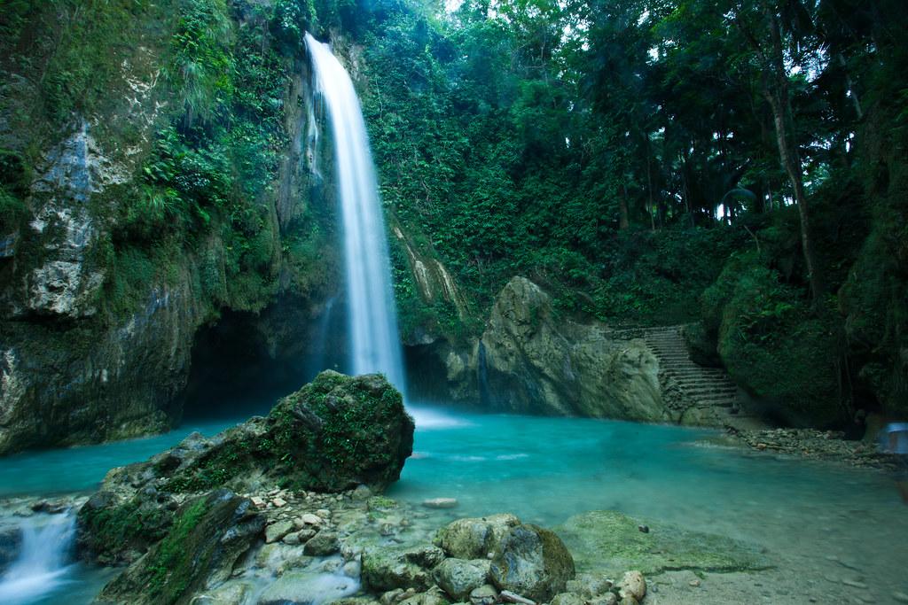 Inambakan Falls, Ginatilan Cebu | elmarshox | Flickr