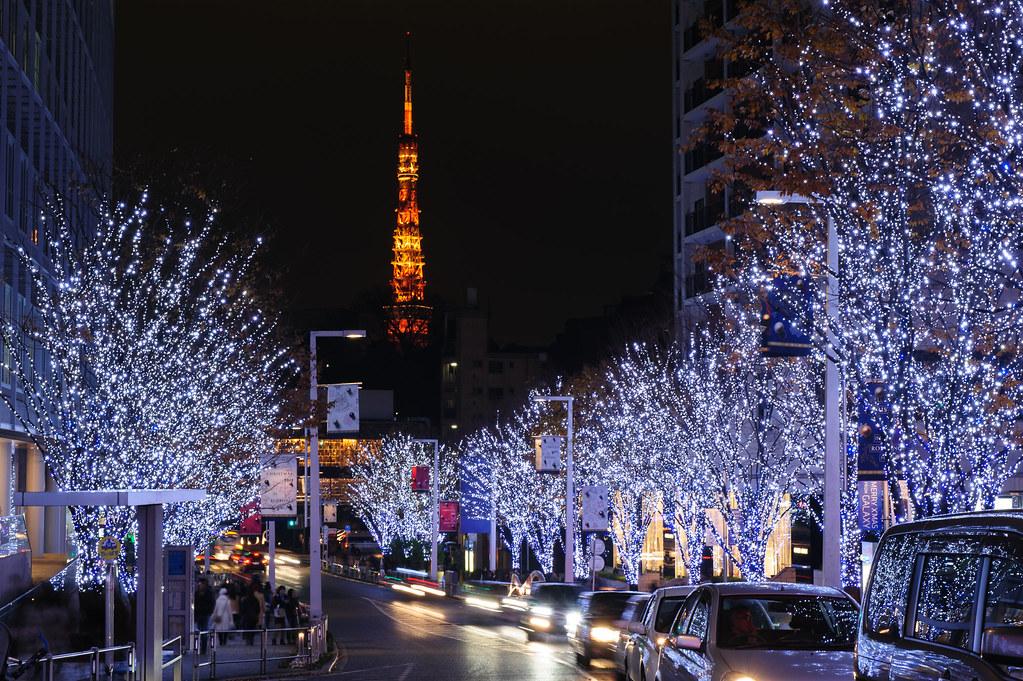 イルミネーション,関東,穴場スポット,2015,クリスマス,画像