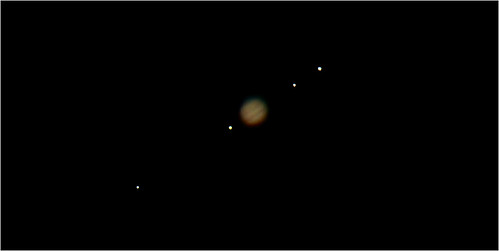 jupiter and its moons with white back - photo #9