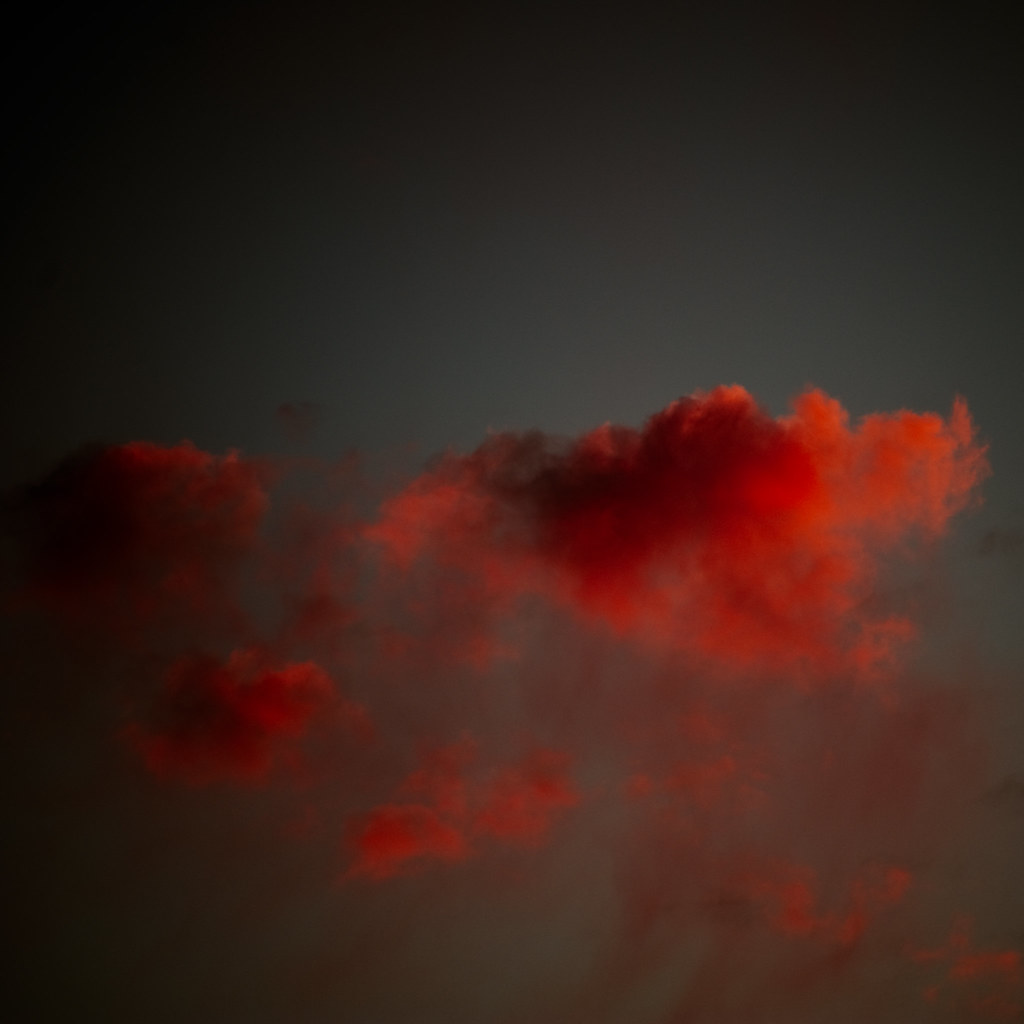 red steppe clouds - photo #30