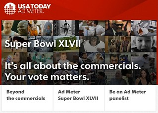 Ad Meter - USATODAY.com | by stevegarfield