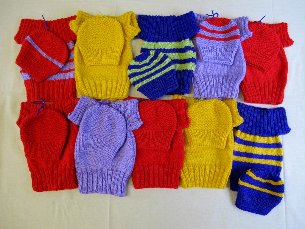 Knitted Fish N Chip Baby Vests Jumpers Fish Amp Chip