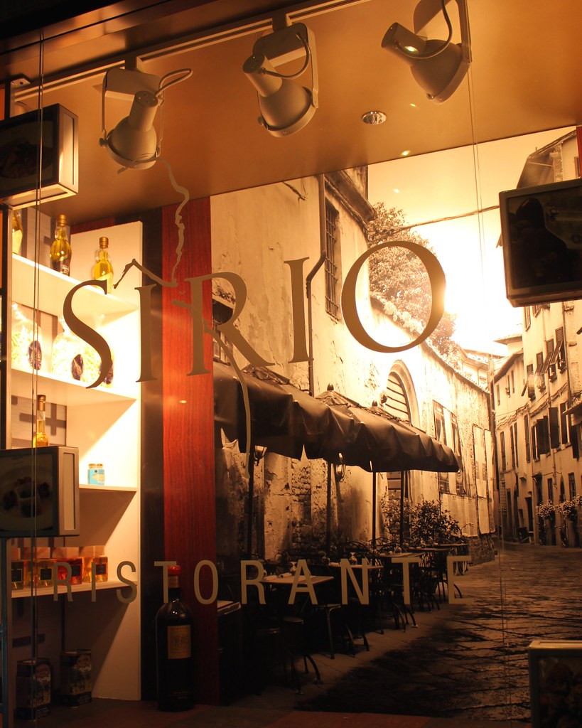 Aria Italian Restaurant Boston