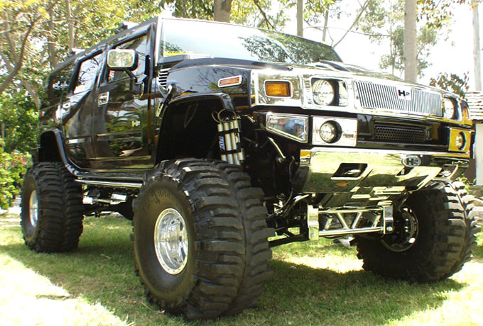 Hummer H2 12 Quot Lift Kit 4959 Bulletproof Suspension 2003