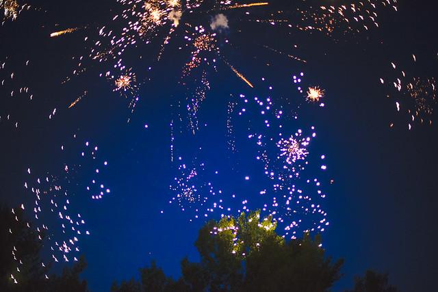 maine fireworks