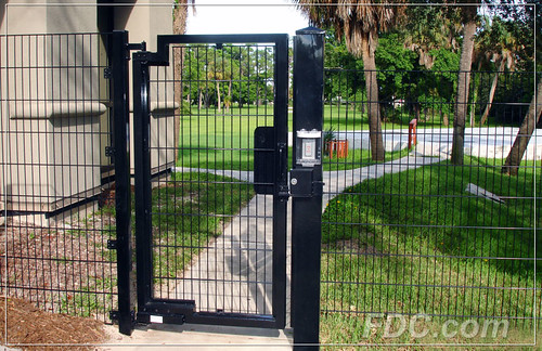 Access Controlled Pedestrian Gate Pedestrian Gate Access