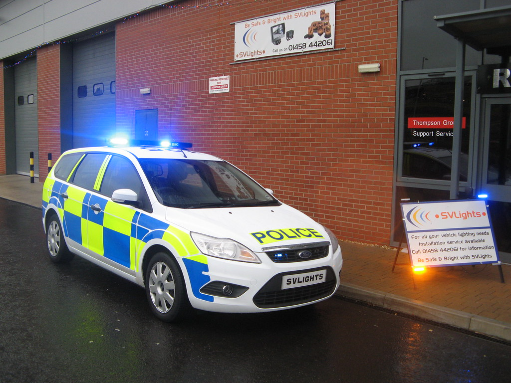 Ford Focus Police Response Car Conversion By Sv Lights Flickr Whelen Liberty Lightbar Manual Svlights
