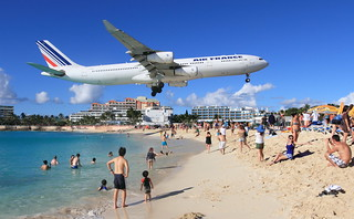 Welcome to Maho Beach | by A Sutanto