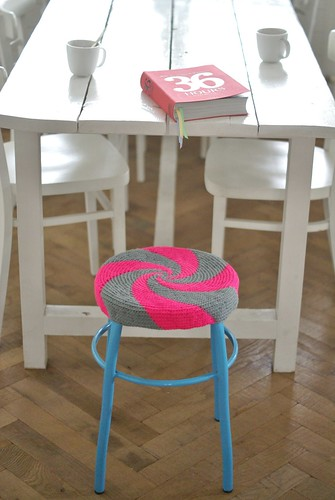 36 hours & twirl | by wood & wool stool