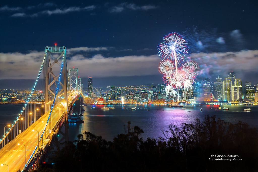 San Francisco New Years Eve
