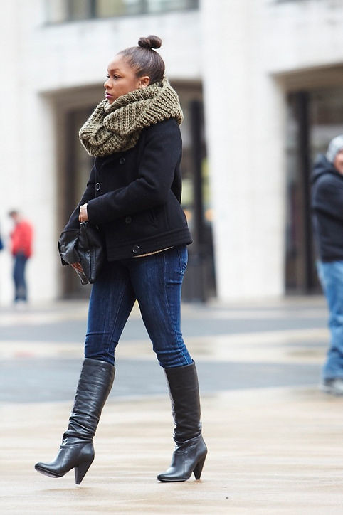 Trending: Over the Knee Boots