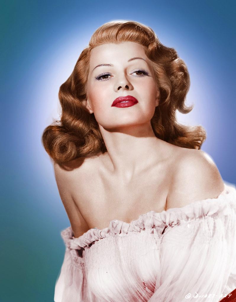 Rita Hayworth Olga Flickr