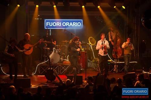 23/01/2013 Lucarelli, Cisco, Capossela al Fuori Orario!